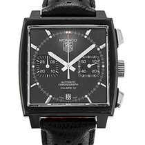 TAG Heuer Monaco Chronograph ACM Black
