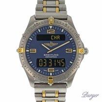 Breitling Aerospace Gold/Titanium