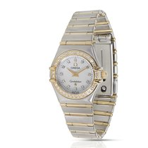 Omega Constellation 1267.75.00 Ladies Watch in 18k Gold &...