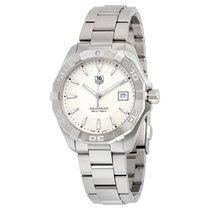 TAG Heuer Aquaracer Silver Dial Mens Watch WAY1111.BA0928