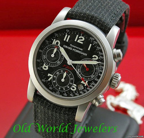 Girard Perregaux FERRARI F300 REF 8020