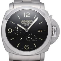 Panerai Luminor 1950 3 Days GMT Power Reserve PAM347 Ref....
