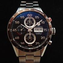TAG Heuer Carrera Chronograph Calibre 16 Brown