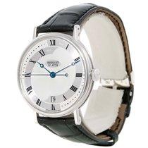 Breguet Classique 18k White Gold Automatic Mens Watch 5197bb/1...