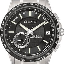 Citizen Satellite Wave GPS F150 CC3005-51E