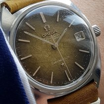 Omega Spider Web Dialed Omega Constellation Automatik Automatic