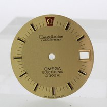 Omega Constellation F300 Men's Watch Dial Real Solid 18K...