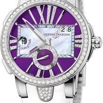 Ulysse Nardin Executive Dual Time Ladies 243-10B-3C-30-07