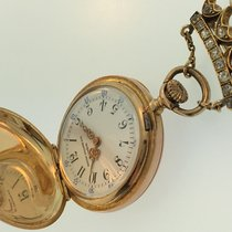 Patek Philippe Lady Pocket Watch with Crown