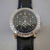 Patek Philippe Perpetual Calendar Chronograph 5971P Platinum