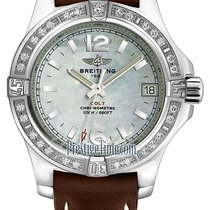 Breitling Colt Lady 33mm a7738853/a770/411x