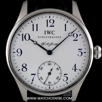 IWC Stainless Steel Ltd Edition F.A. Jones Portuguese IW544203