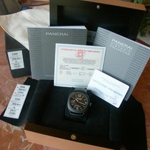 Panerai PAM 292 J Radiomir Ceramic Black Seal with Pig Logo