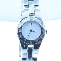 Baume & Mercier Linea Damen Uhr Stahl/stahl 25mm  Quartz