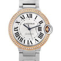 Cartier Ballon Bleu Womens Automatic Watch WE902081