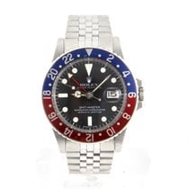Rolex GMT-Master 1675 Silver Grapich like Brown Dial