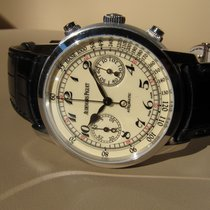 Audemars Piguet Jules Audemars Chronograph White Gold