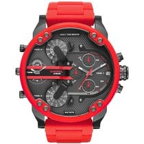 Diesel Mr. Daddy 2.0  Red/Rot 4 Time Zones