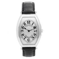 Patek Philippe Chronometro Gondolo Platinum Men's Watch...