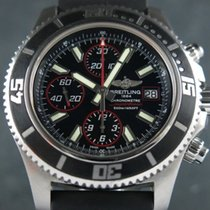 Breitling Superocean Chronograph II Still Under Warranty