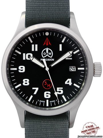 Ollech &amp;amp; Wajs Mans Automatic Wristwatch