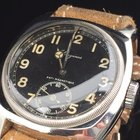 Longines MILITARY CZECH AVITOR AIR FORCE STEEL 1938