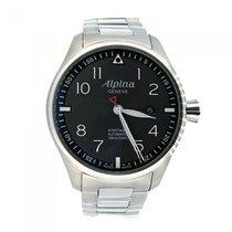 Alpina Startimer Pilot Herren Automatikuhr Limited AL-525GB4S6B