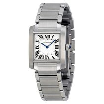 Cartier Ladies WSTA0005 Tank Francaise Watch
