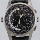Girard Perregaux World Time WW.TC Chronograph, Titanium, 43mm...