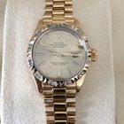 Rolex Oyster Datejust Lady Yellow Gold Briliant Bezel 18 KT /...