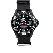 Black-Out Concept OCEAN MASTER SKULL SERIES