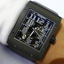 Richard Mille RM016 AH TI - Extra Flat  Titanium Black - RM16
