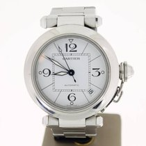Cartier Pasha C Full Steel Automatic (B&P2009) MINT 35mm...
