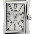 Graham Oxford Stainless Steel Silver Dial 26mm Ref. 2OXAS.S02A