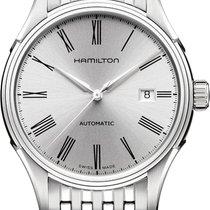 Hamilton Valiant H39515154 Herren Automatikuhr Klassisch schlicht