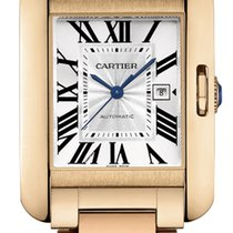 Cartier- Tank Anglaise, Ref. W5310003