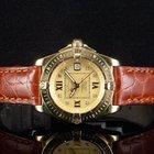Breitling COCKPIT Lady 32mm Gelbgold/18kt. mit BRILLANTBESATZ
