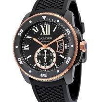 Cartier w2ca0004 Calibre de Cartier Diver - Automatic - 2-Tone...