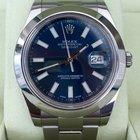 Rolex Datejust II Blue Full Set 2014 116300