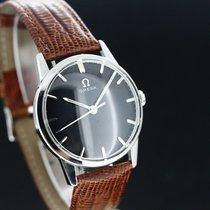 Omega Black Dial Caliber 286 Super Zustand aus 1961