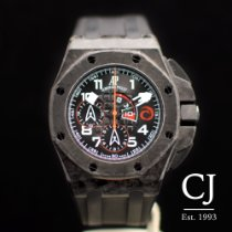 Audemars Piguet Alinghi Team Carbon Royal Oak Offshore Limited...