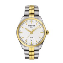 Tissot Men's T101.410.22.031.00 PR100 Fashion Quartz Watch