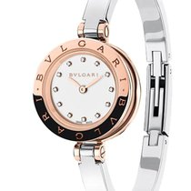 Bulgari BZ23WSGS/12.M B.Zero Quartz 23mm Ladies Watch