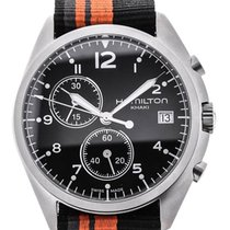 Hamilton Khaki Aviation Pilot Pioneer 41 Chronograph