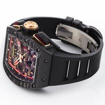 Richard Mille Romain Grosjean's Lotus F1 Team NTPT Carbon