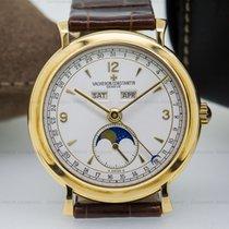 Vacheron Constantin 37150 Triple Date Moon 18K Yellow Gold /...