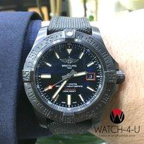 Breitling Avenger Blackbird 44 V17311 DLC Coated Titanium