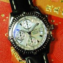 Breitling Chronomat 18k White Gold Chrnograph (mint)