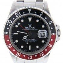 Rolex Gmt-master Ii Automatic-self-wind Mens Watch 16710