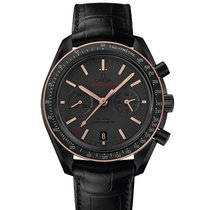 Omega Speedmaster Moonwatch Dark Side Of The Moon Automatic...